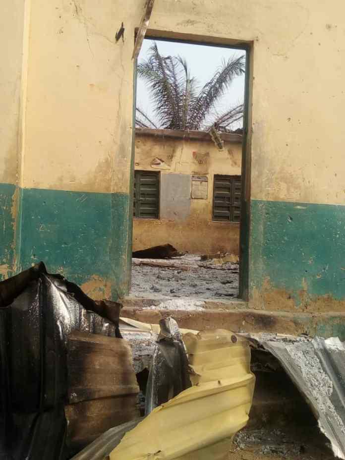 Fire guts Primary School in Enugu…community seeks Govt assistance 2