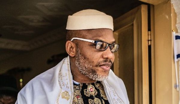 Nnamdi Kanu vows to fight British govt, says they're the real enemy of Biafra 3