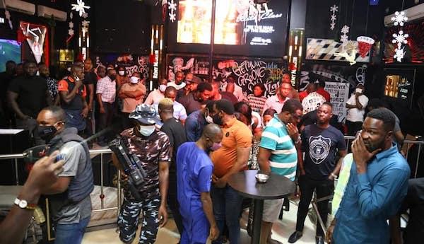 Police arrests 243 for violating COVID-19 protocols in Lagos 3