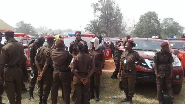 Amotekun operative shoots police officer in Oyo 3