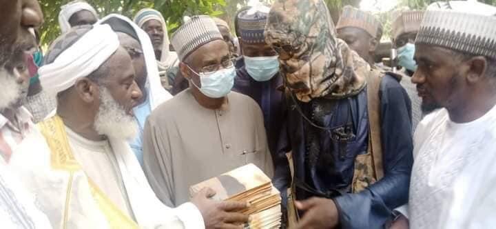 Sheikh Gumi meets bandits who kidnapped 27 Kagara students (Photos) 4
