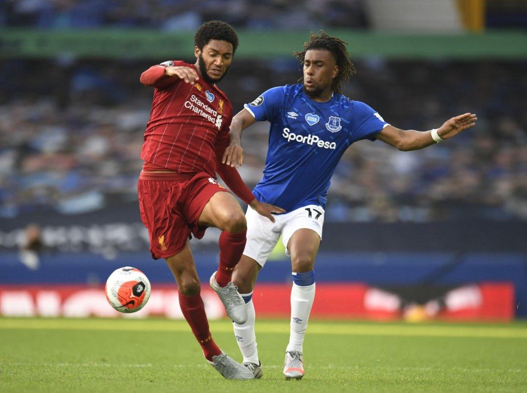 Merseyside Derby: Iwobi set for intense clash as Liverpool suffer triple injury blow 3