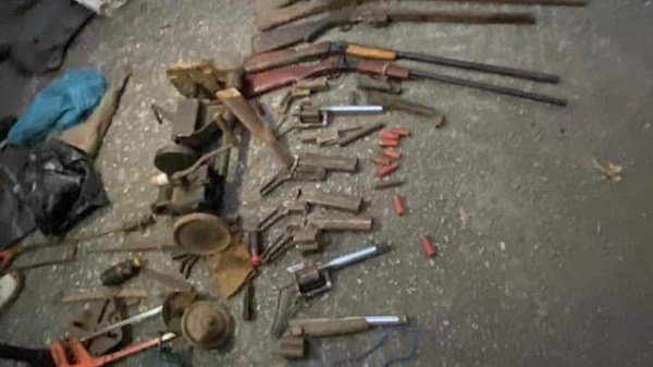 Cross River security outfit, Akpakwu uncovers arms making factory 3
