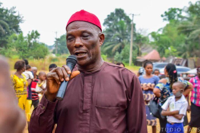 APGA chairman, members dump party for PDP in Enugu 3