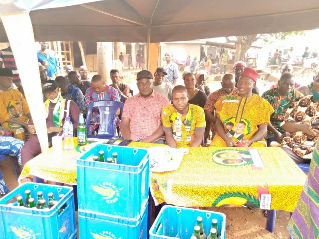 GOV. Obiano's aide host APGA ward members, stakeholders. 3