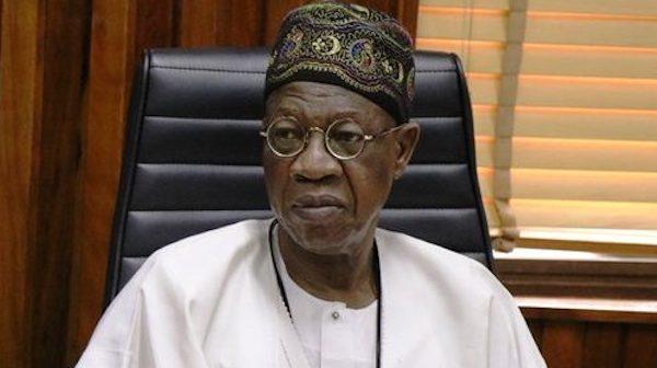 Lai Mohammed bemoans 'unfair' assessment of Buhari's administration 3