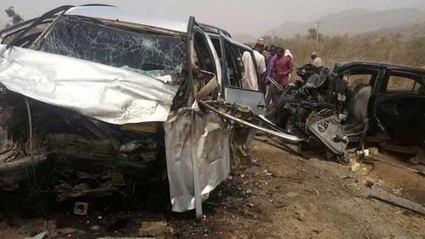 10 die in Bauchi auto crash 3