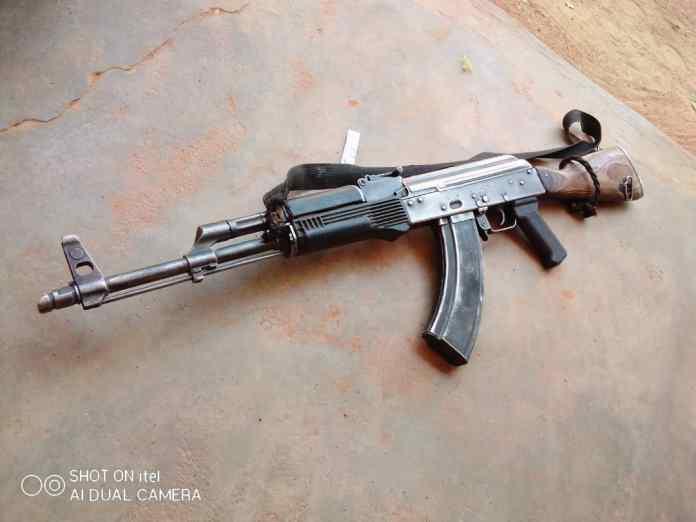 Katsina Police Command intensifies onslaught against recalcitrant bandits, others 1