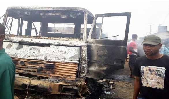 How cement-laden trailer killed nine wedding guests in Edo 3