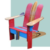Kay La: Adirondack chair plans for water skis