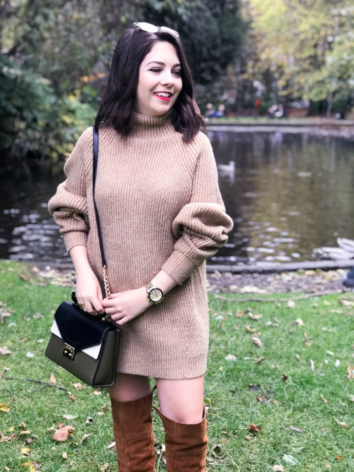sweater dress 7