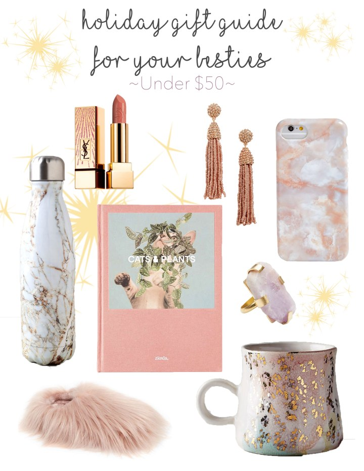 Gift Guide // For Your Besties