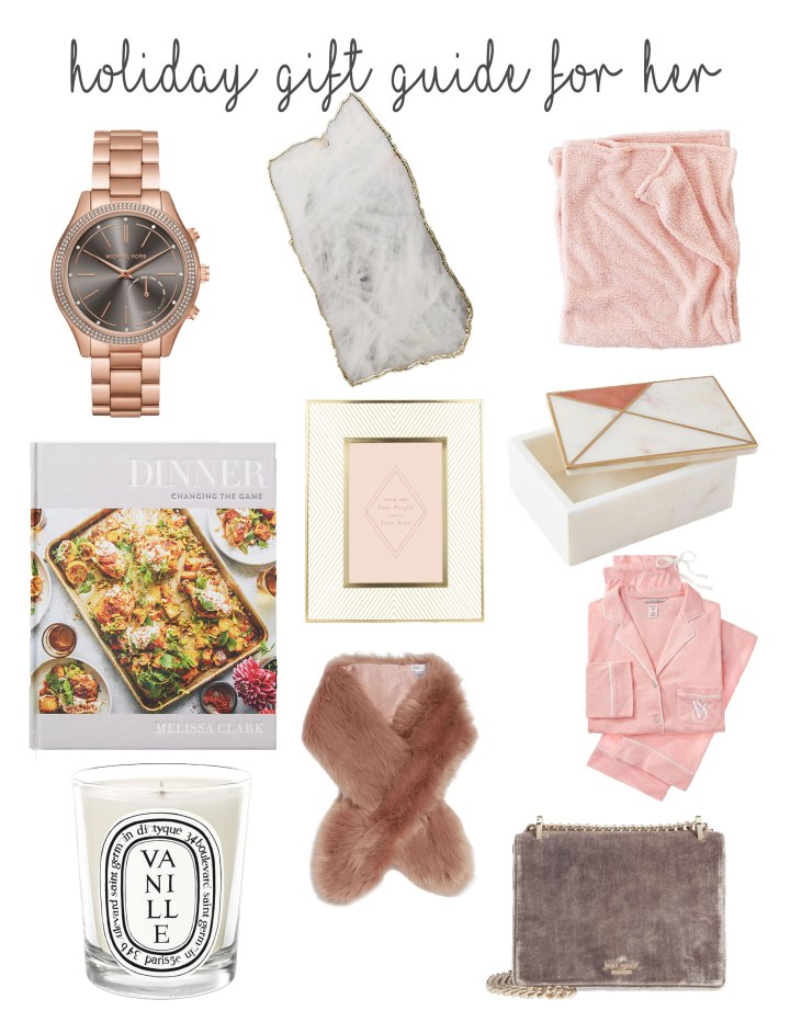 Gift Guide // For Her