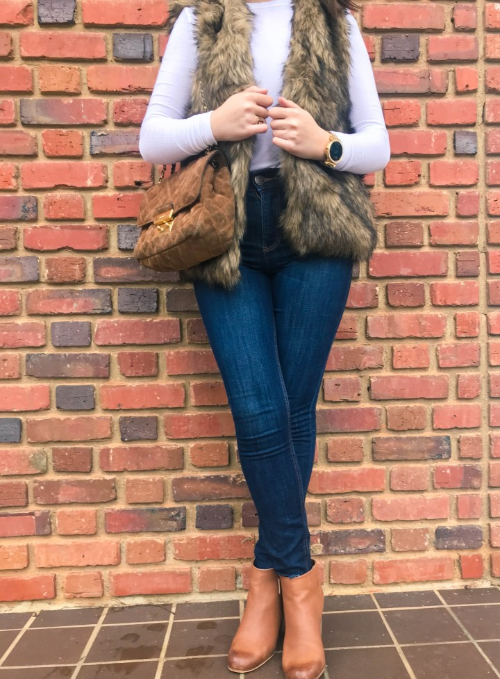 dressing between winter and spring 8
