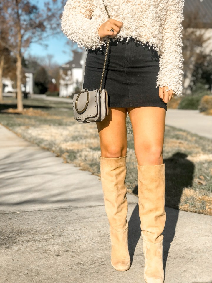 Statement Sweater for Winter