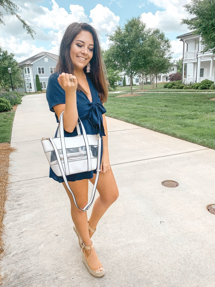 under $25 romper perfect for memorial day 9