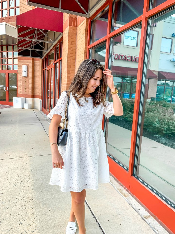 Babydoll Dresses- the Style I'm Obsessed with this summer 1