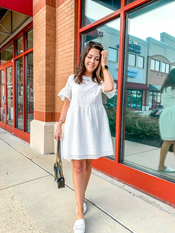 Babydoll Dresses- the Style I'm Obsessed with this summer 8