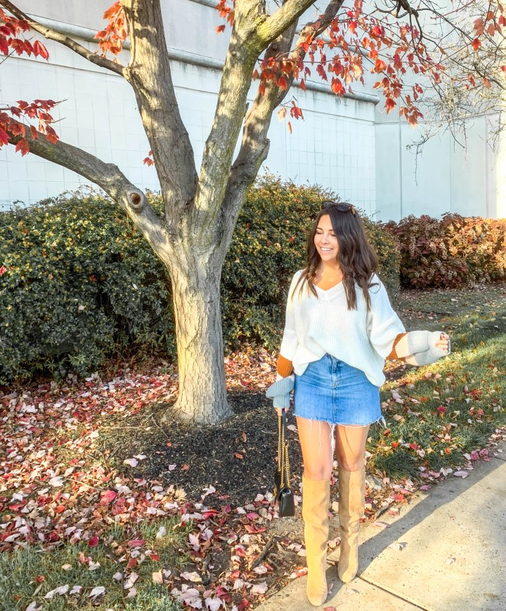 Easy Fall Outfit 11