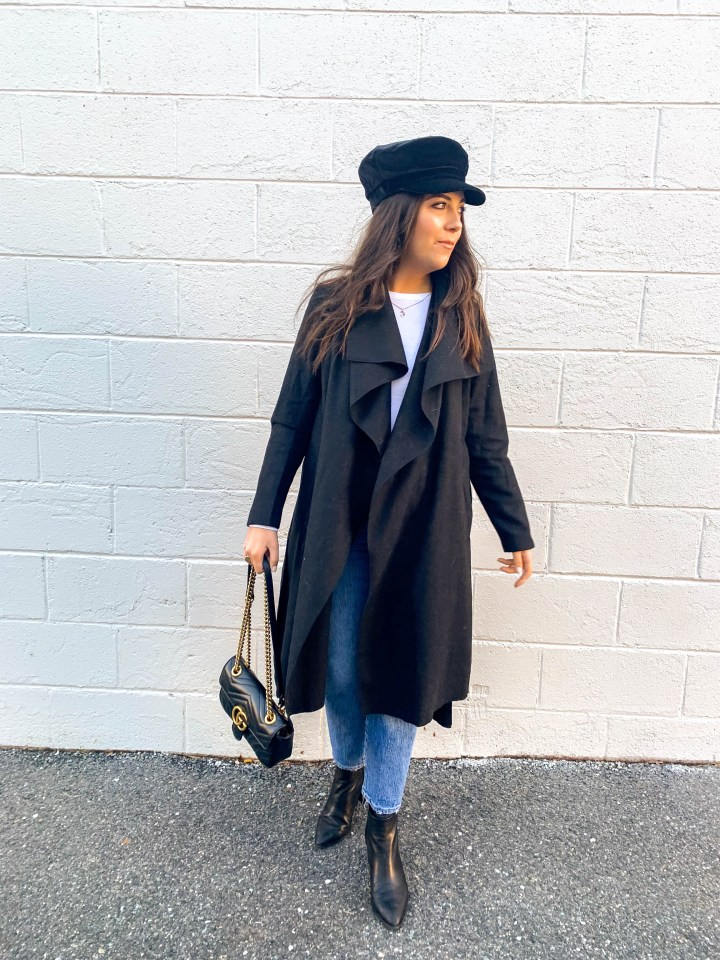 easy winter outfit 22