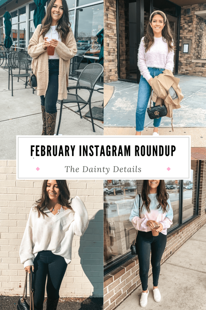 February Favorites: Instagram Round Up