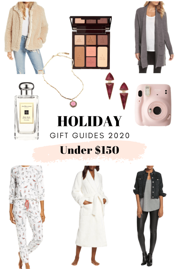 Gift Guide for Her: Under $150