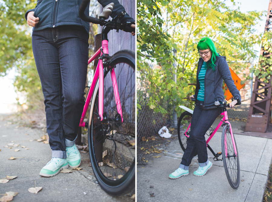 state bicycle company, the dainty squid, kaylah doolan, cleveland blog