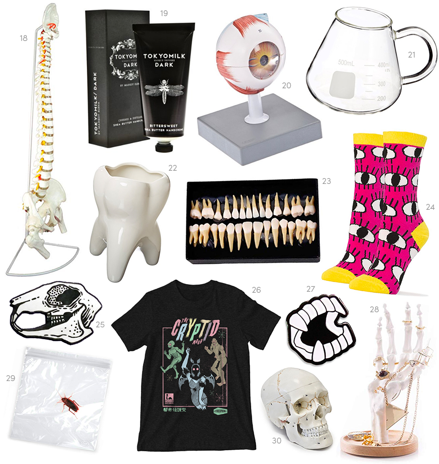 Oddities Gift Guide