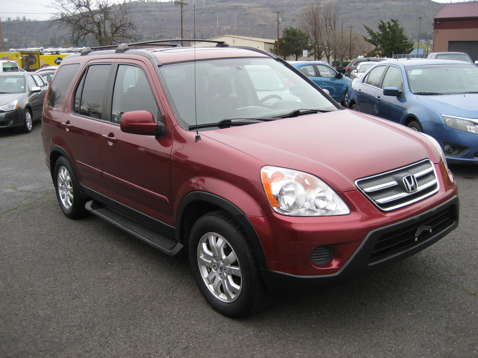 2006 HONDA CRV AWD