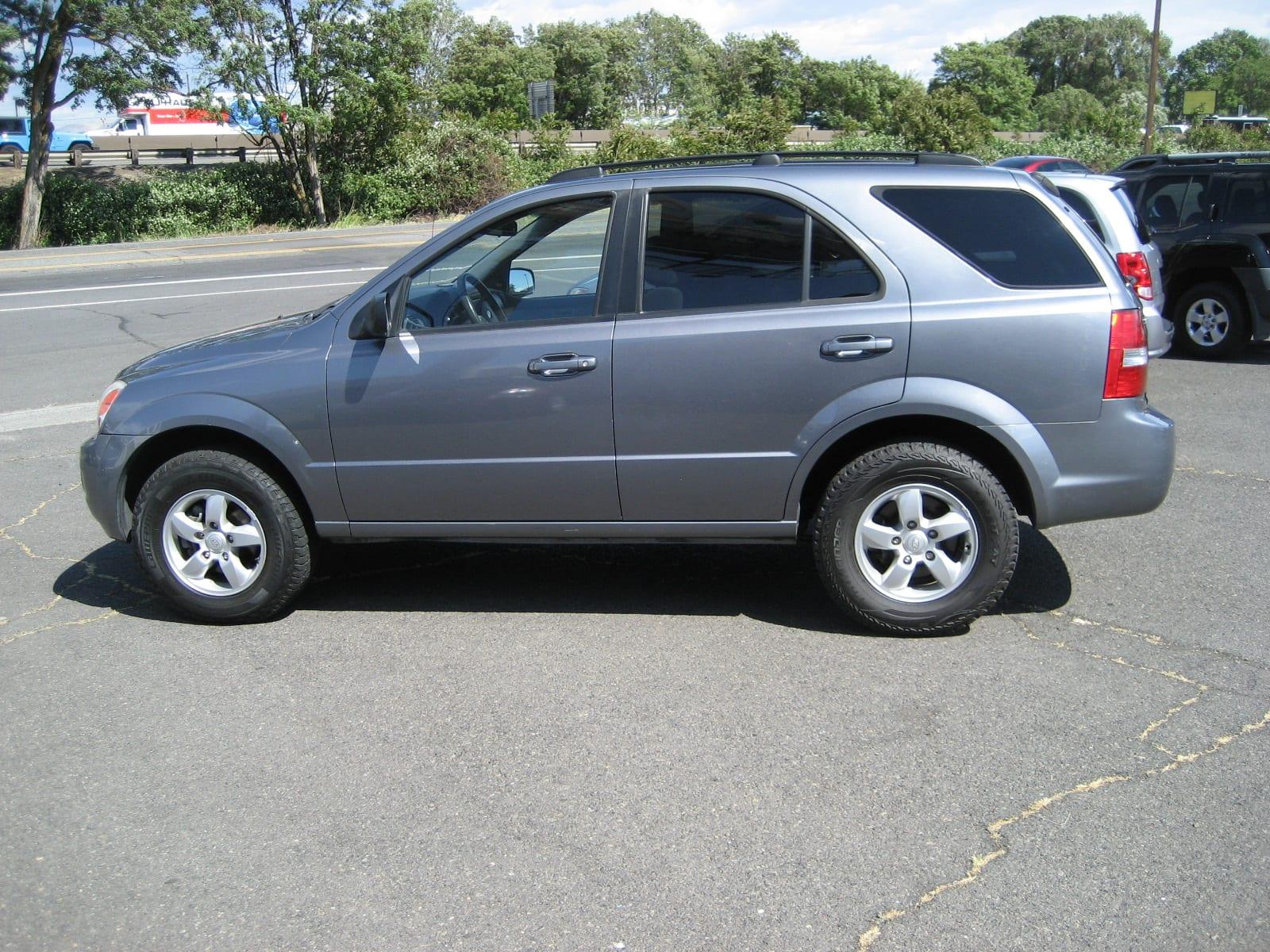 2008 KIA SORENTO LX 4WD