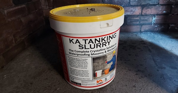 ka tanking slurry review