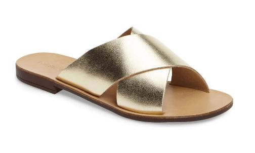 7. Gold Slides