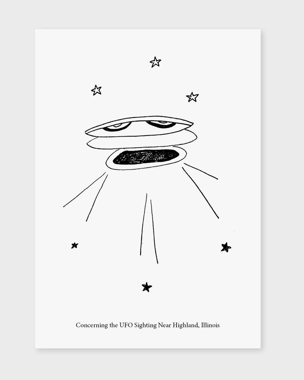 ufo sufjan stevens