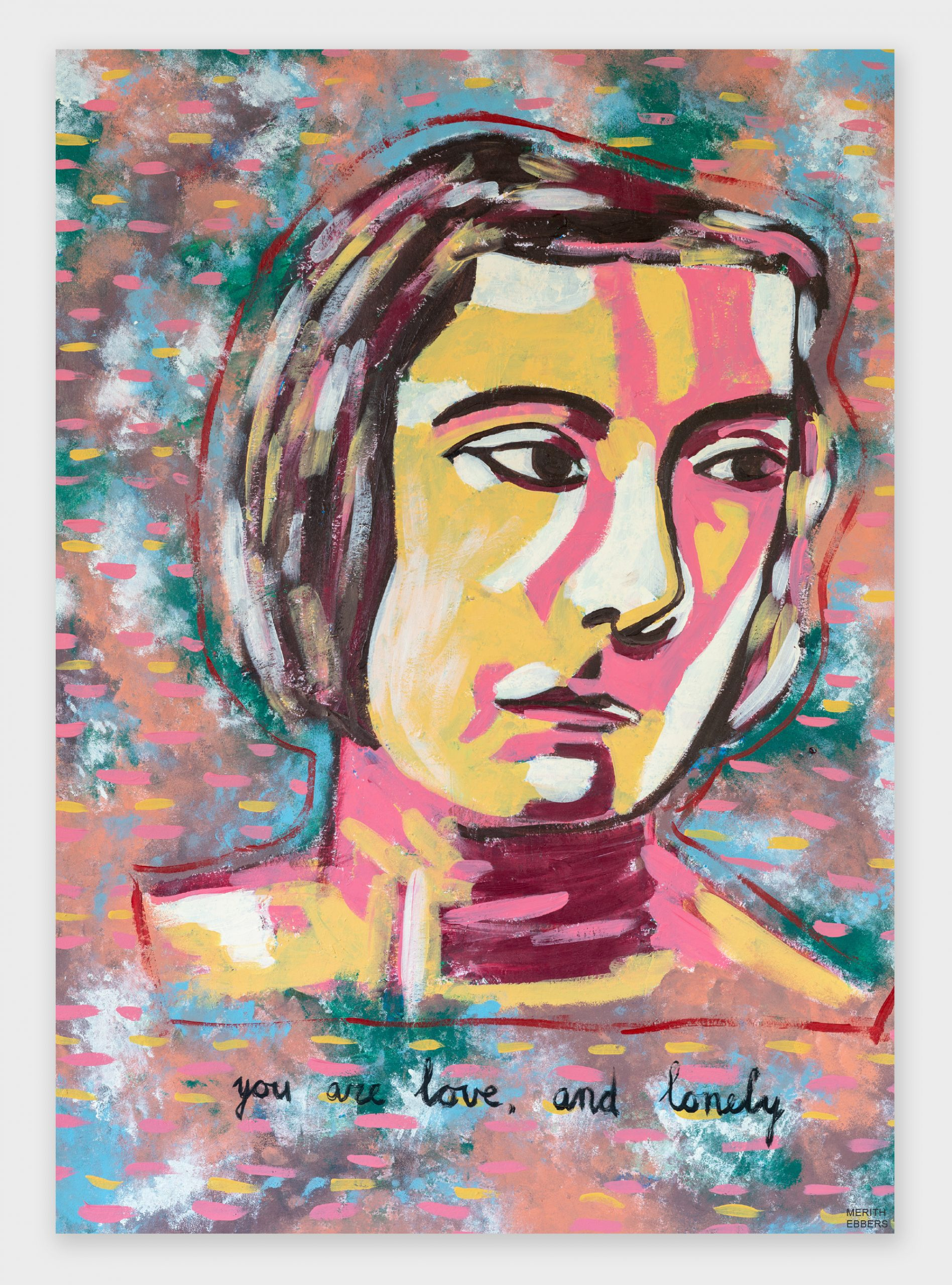 you are love and lonely gerard Reve painting