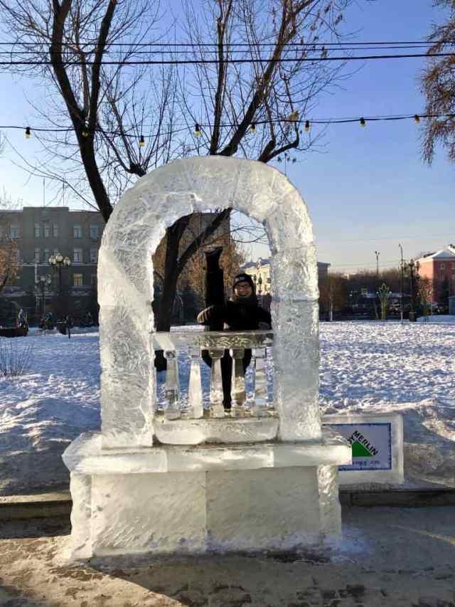 Kirov Square - Irkutsk