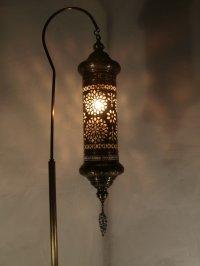 Hanging Lantern Floor Lamp | The Dancing Pixie