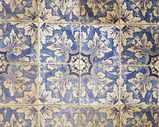 Moroccan Patterned Tiles