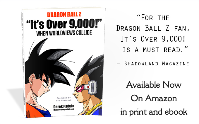 its over 9,000 print book now available