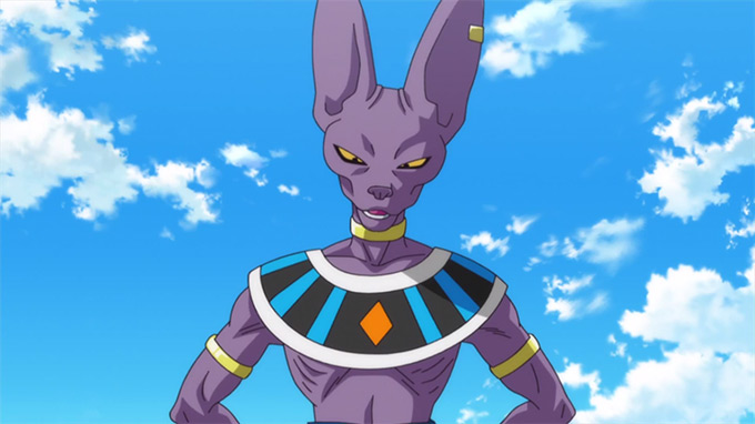 beerus dragon ball z battle of gods   The Dao of Dragon Ball   The