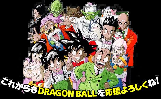 dragon ball 30 anniversary group