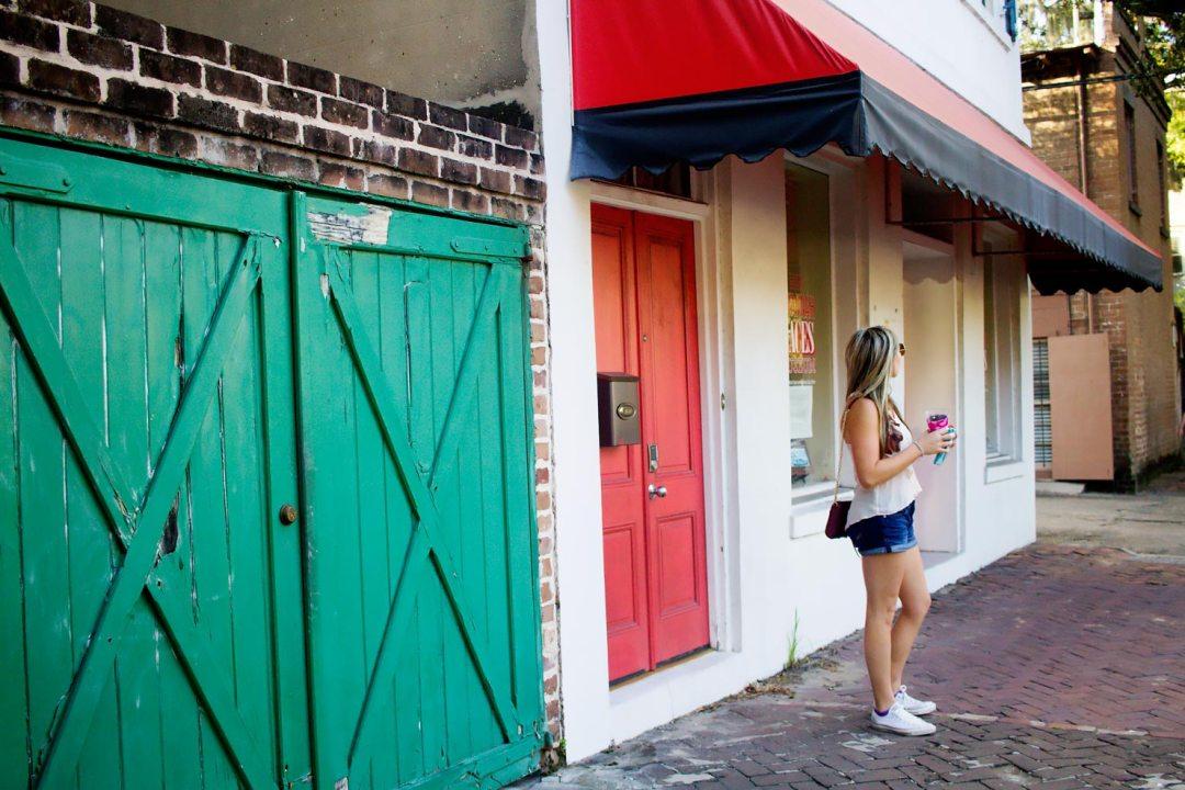 Savannah Georgia Travel
