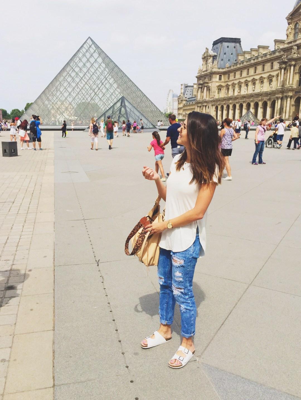 Paris Louvre Travel