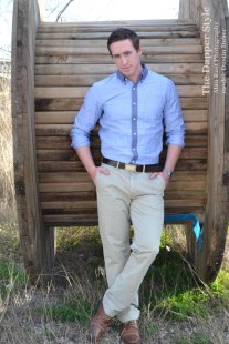 Two Tone Business Casual JCrew