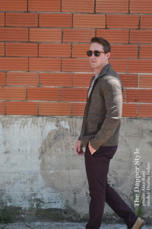 dustin dubec fall dapper menswear