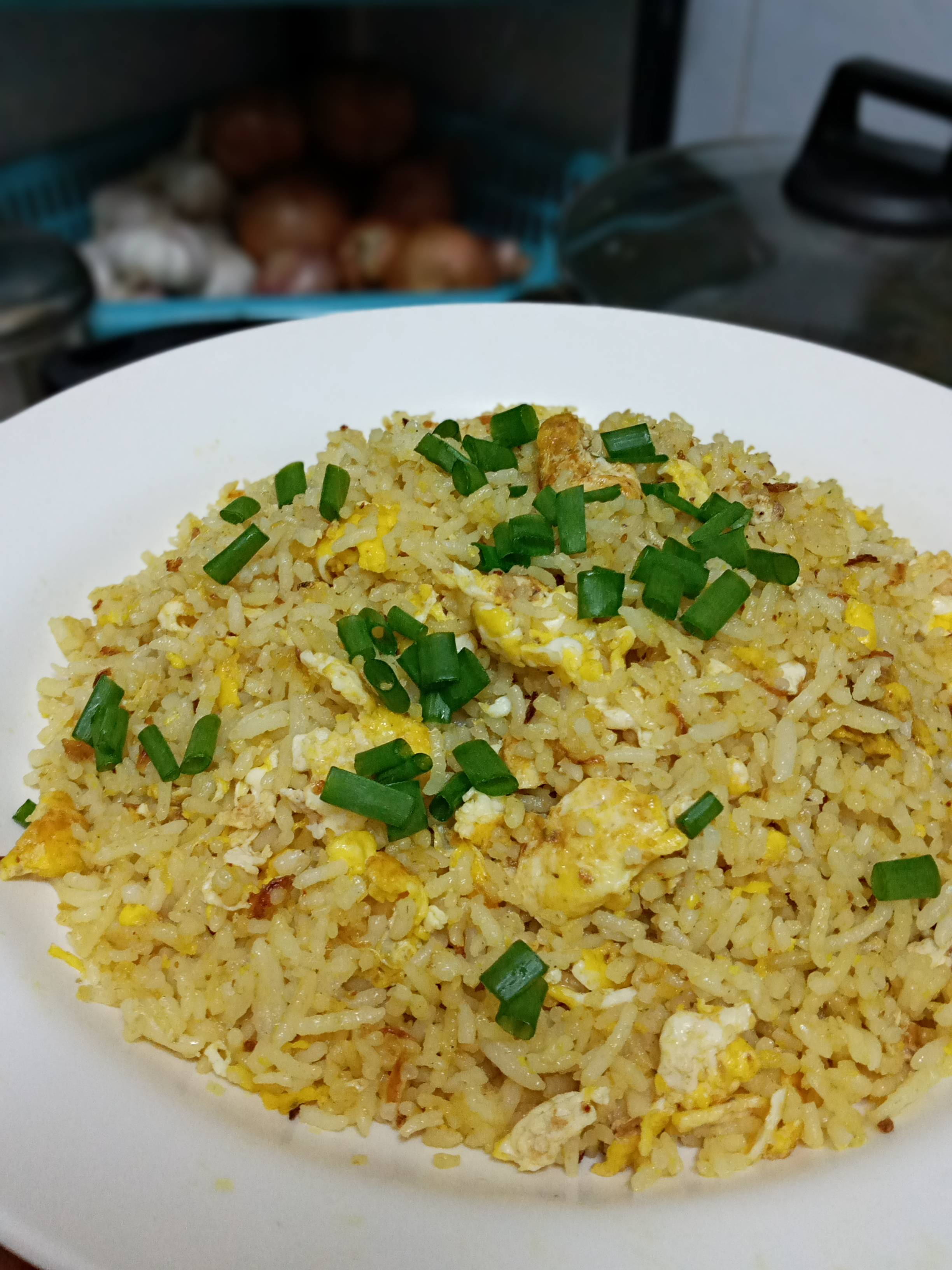 Nasi Goreng Kuning : goreng, kuning, Goreng, Kuning, Sempoi, #dapuqzaila