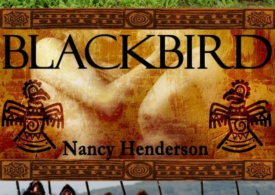 Blackbird by Nancy Henderson