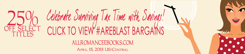 #AREBLAST All Romance Books is having a sale !