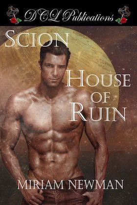 Review for Scion: Book II: House of Ruin, Miriam Newman!