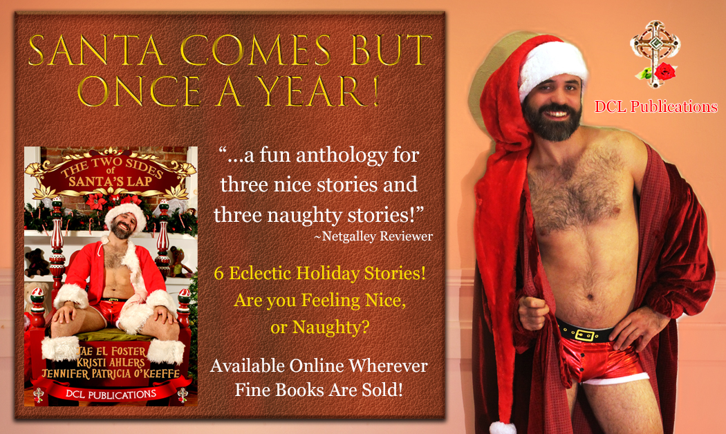 New Release: The Two Sides of Santa's Lap