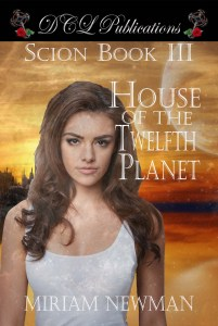 House of the Twelfth Planet by Miriam Newman